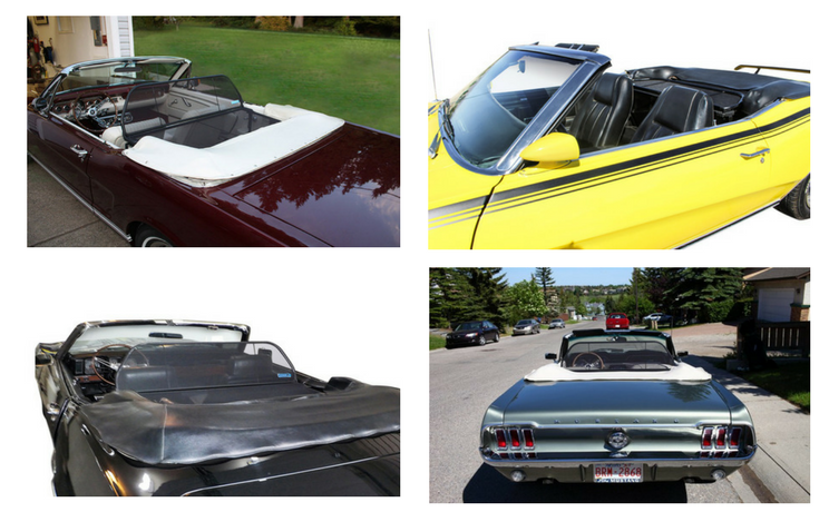 Classic convertible collection picture