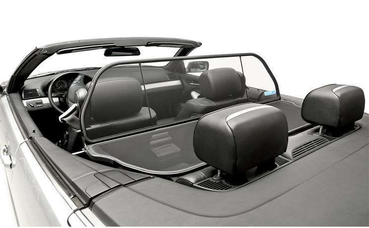 Bmw Wind Deflector To E Convertible Ltd