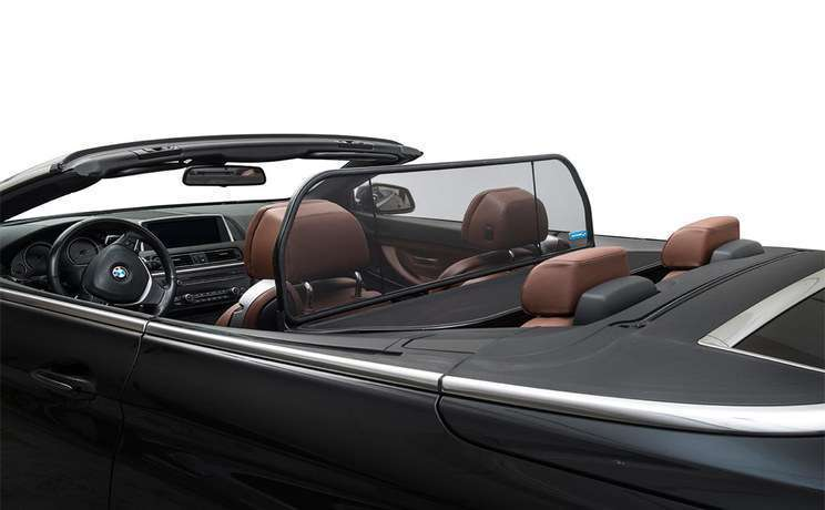 Wind Deflectors Are The 1 Accessory For Convertibles Cars Autos Post