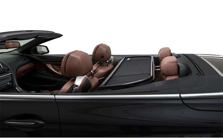 Series Bmw I C I M Convertible To Windstop From Love The Drive