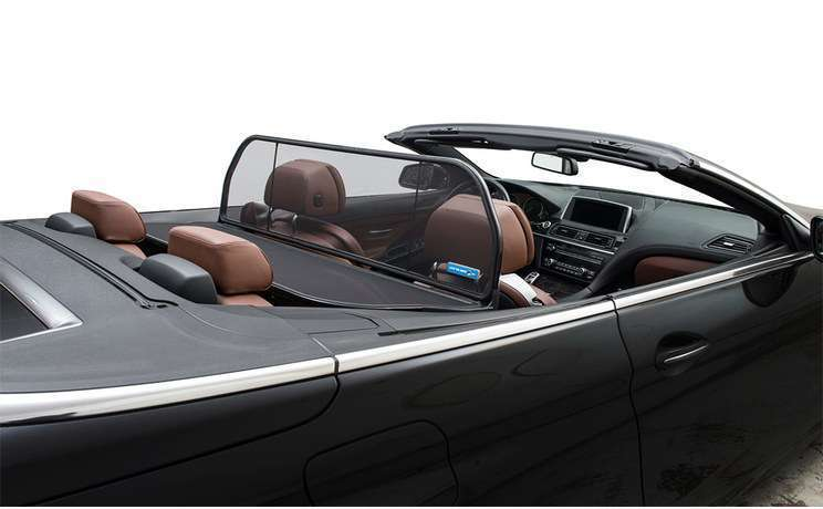 2004 To 2010 Bmw 6 630i 645c 650i M6 Convertible Windstop From Love The Drive