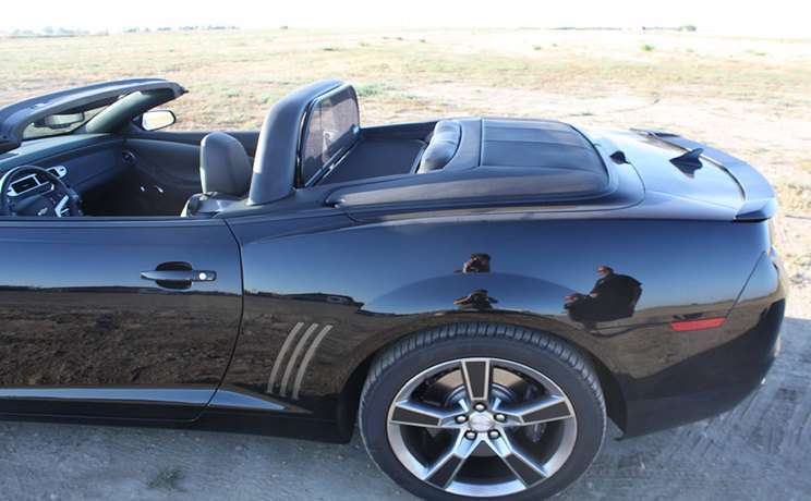 2006 Chevy Camaro >> Wind deflectors are the #1 accessory for convertibles cars