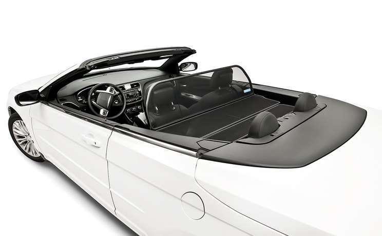 Sebring Wind Deflector To on 2007 Chrysler Sebring Convertible