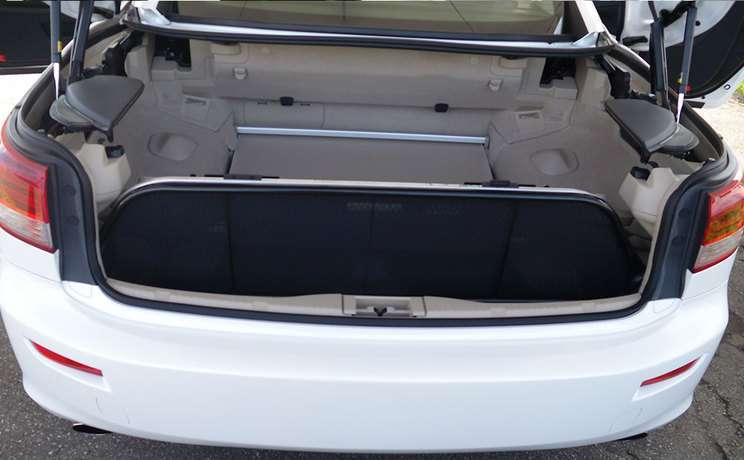 Lexus wind deflector is 250 350 2