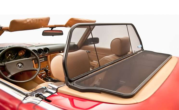 2003 Mitsubishi Eclipse Spyder >> Wind deflectors are the #1 accessory for convertibles cars