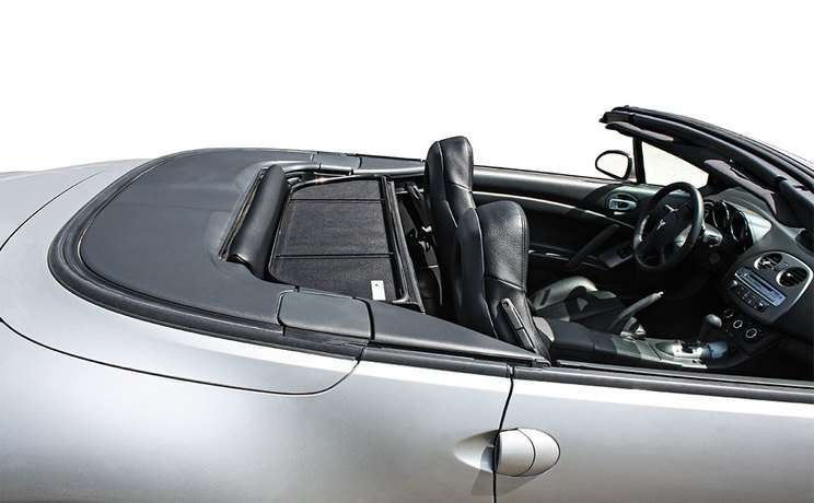 Spyder mitsubishi convertible with wind deflector 2006 2007 2008 2009 2010 2011 2012 from love the drive