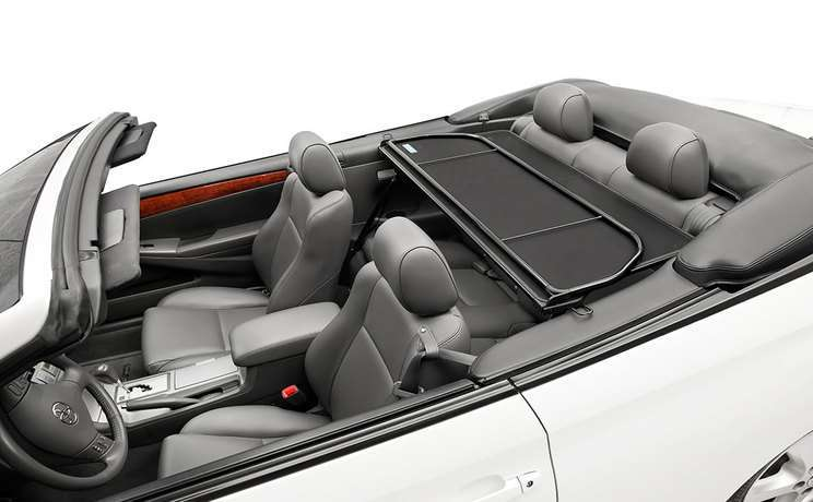 Solara wind deflector 2005 to 2010