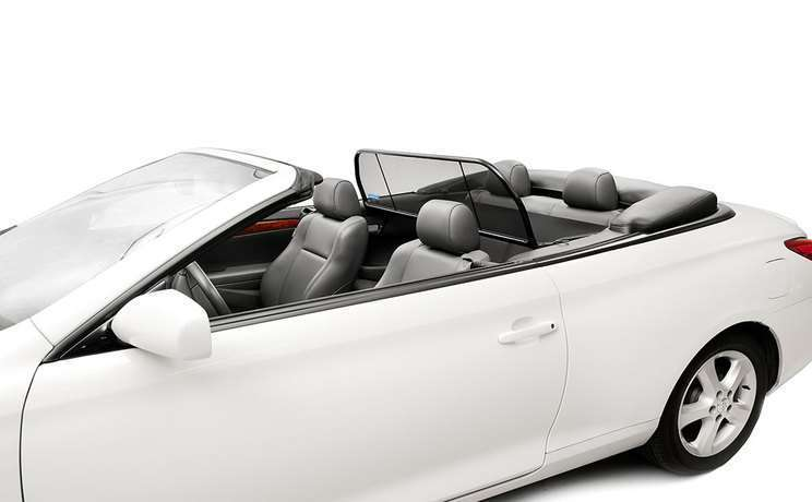 Solara wind deflector 2005 to 2010 1