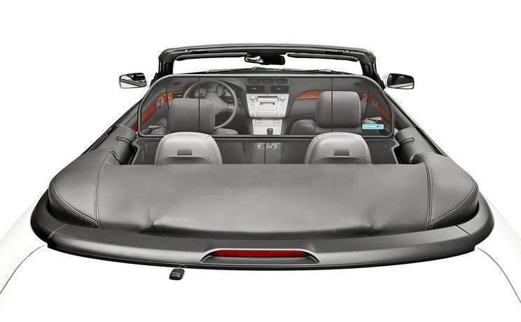Solara wind deflector 2005 to 2010 3