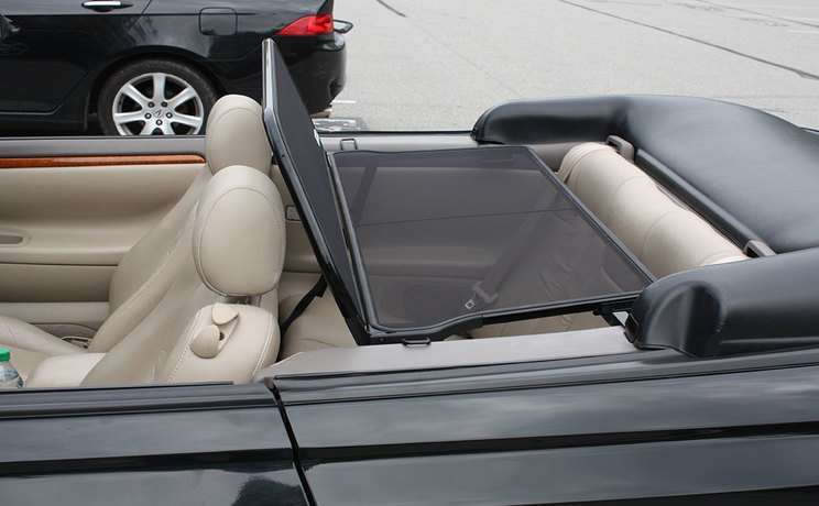 Solara wind screen 1999 to 2003 1