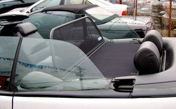 Saab wind screen 9 3 1