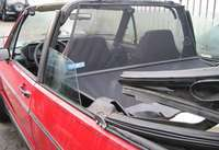 Vw cabrio windstop 1978 to 1993 1