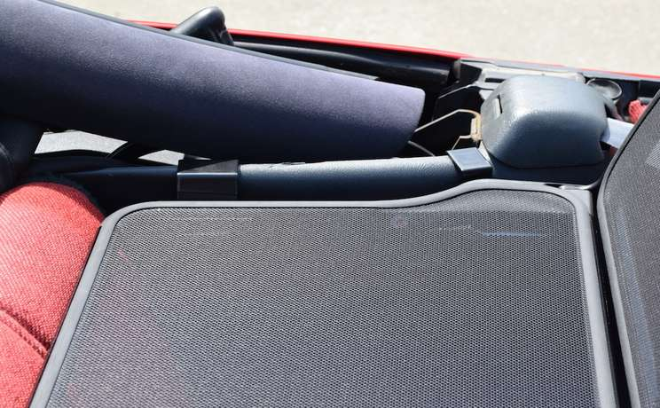 Camaro convertible wind deflector for 1993 to 2002 by love the drive 1