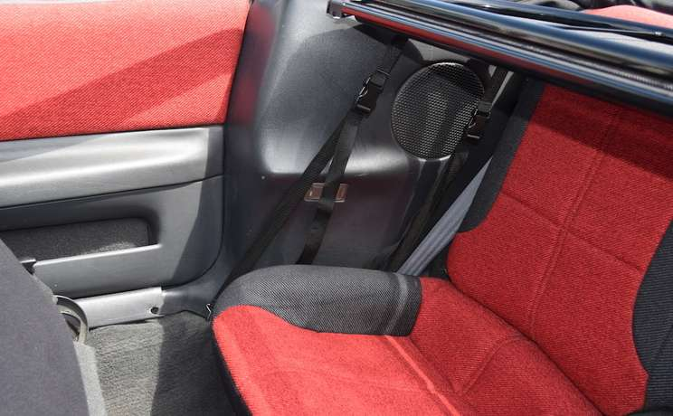 Firebird camaro convertible wind deflector straps for 1993 to 2002 by love the drive 2