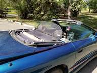 Convertible firebird camaro wind deflector 1993 to 2002